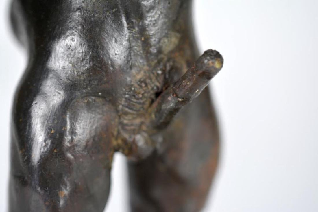 CONTEMPORARY BRONZE SCULPTURE - 3