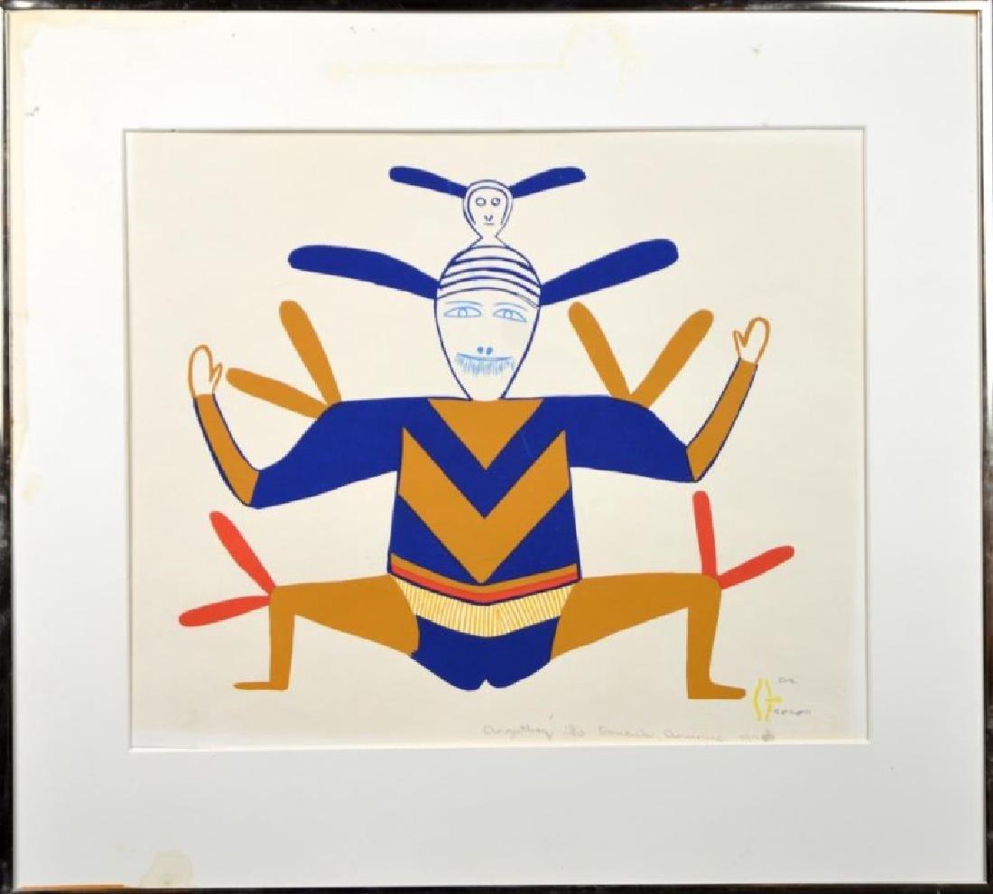 JESSIE OONARK (Canadian, 1906-1985) - 2