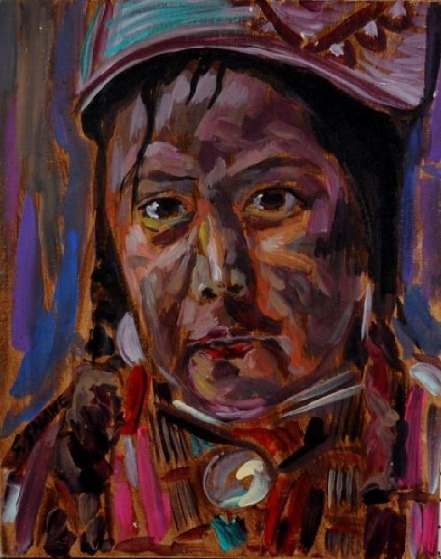 STEPHEN SNAKE (Canadian, 1967-)