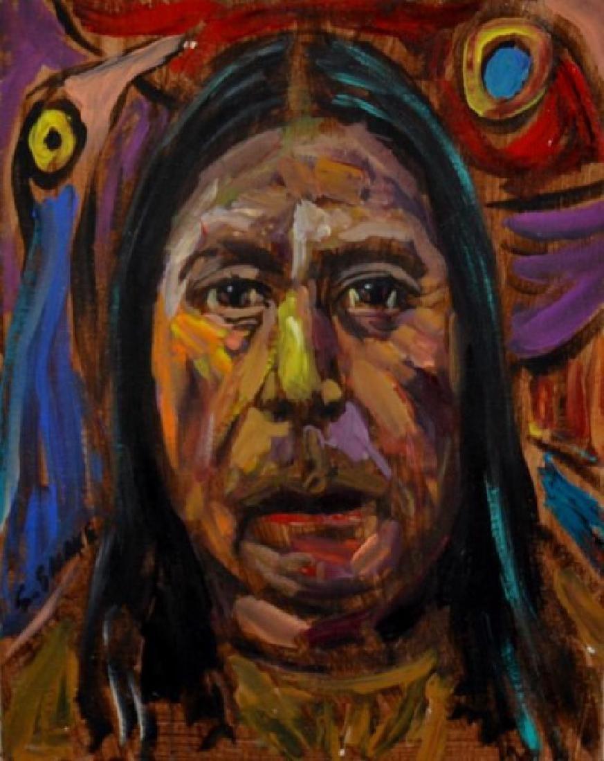 STEPHEN SNAKE (Canadian, 1967-) - 2