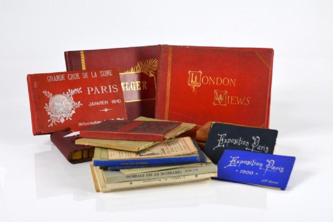 EARLY 20TH CENTURY GUIDE BOOKS