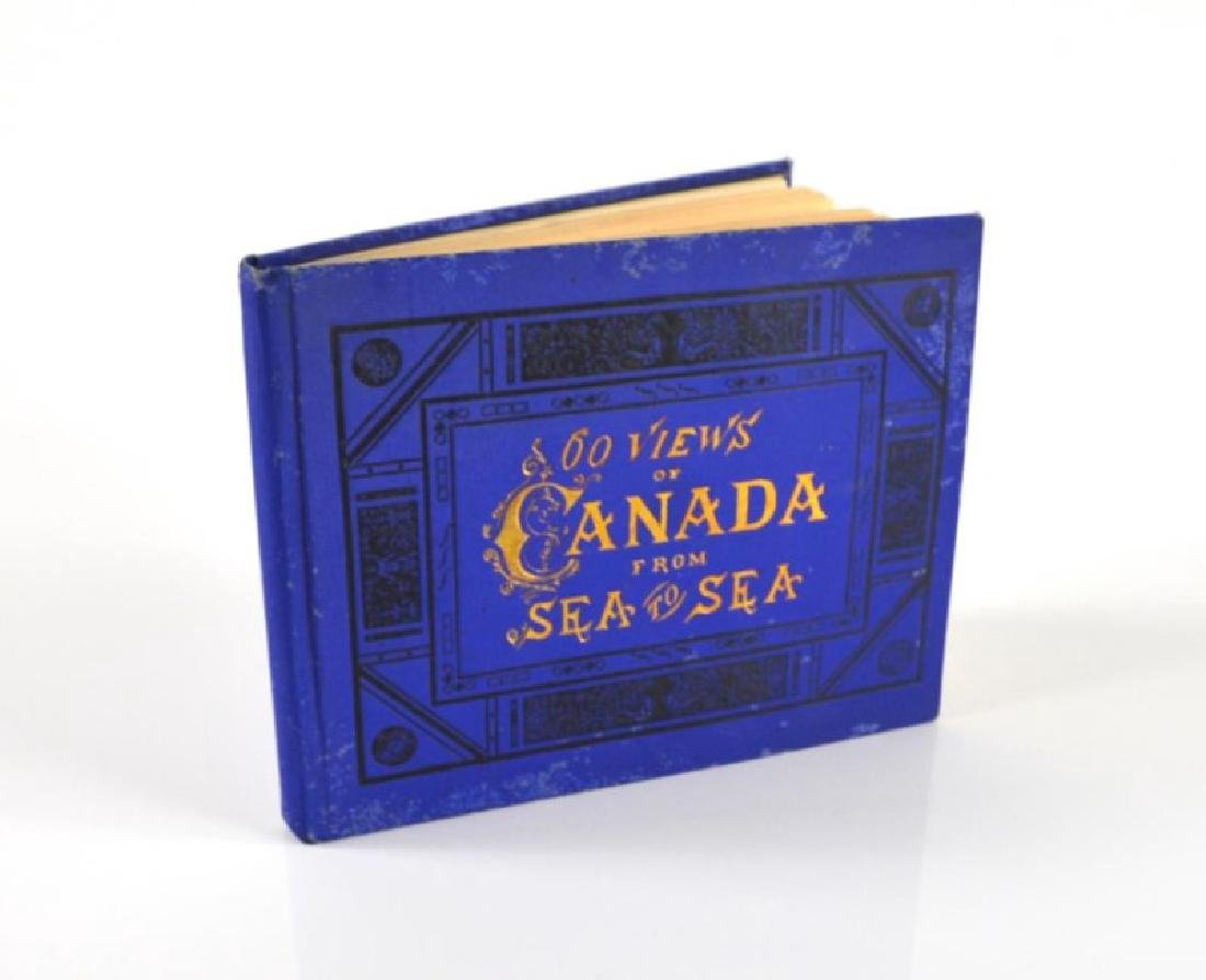 60 VIEWS OF CANADA FROM SEA TO SEA