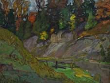 NICHOLAS HORNYANSKY (Canadian, 1896-1965)