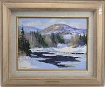 OSCAR DANIEL DE LALL, RCA (Canadian, 1903 - 1971)