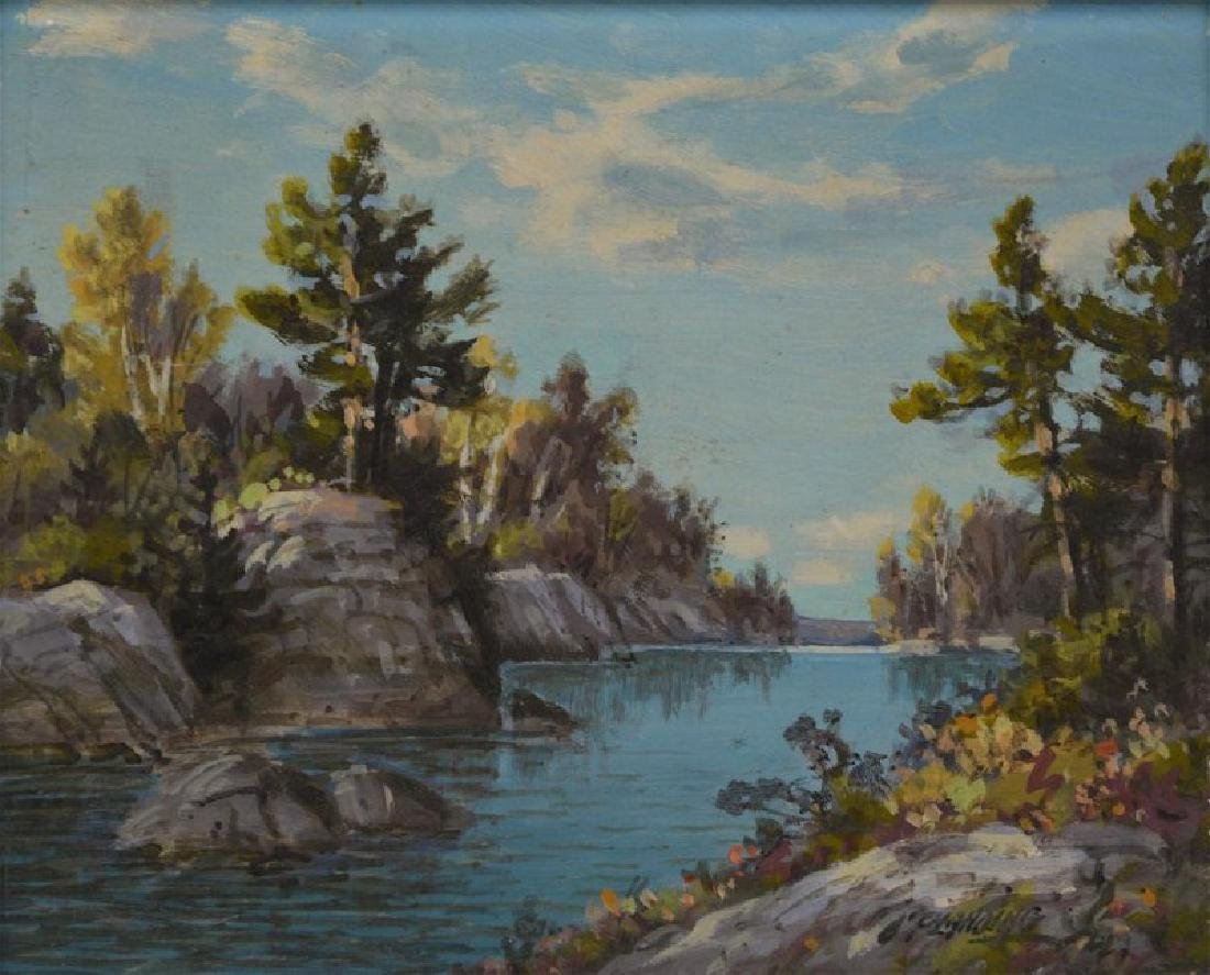 OTTO PLANDING (Canadian, 1887-1967)