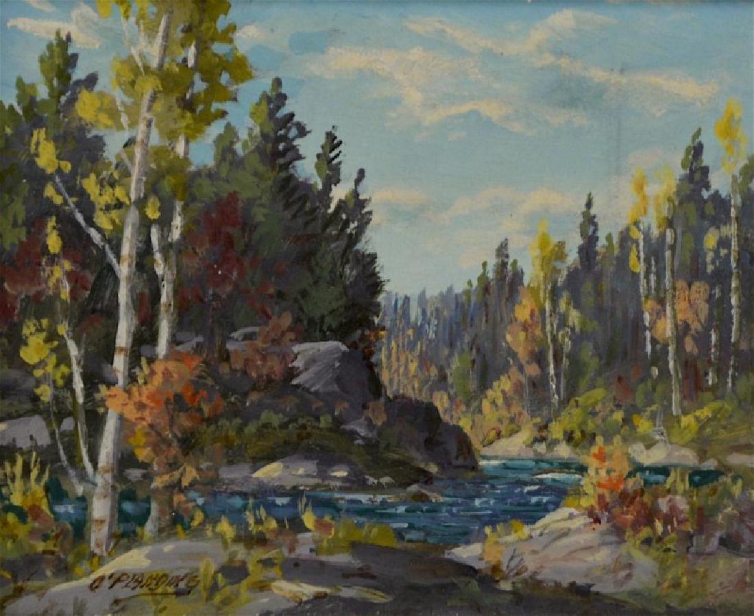OTTO PLANDING (Canadian, 1887-1967) - 2