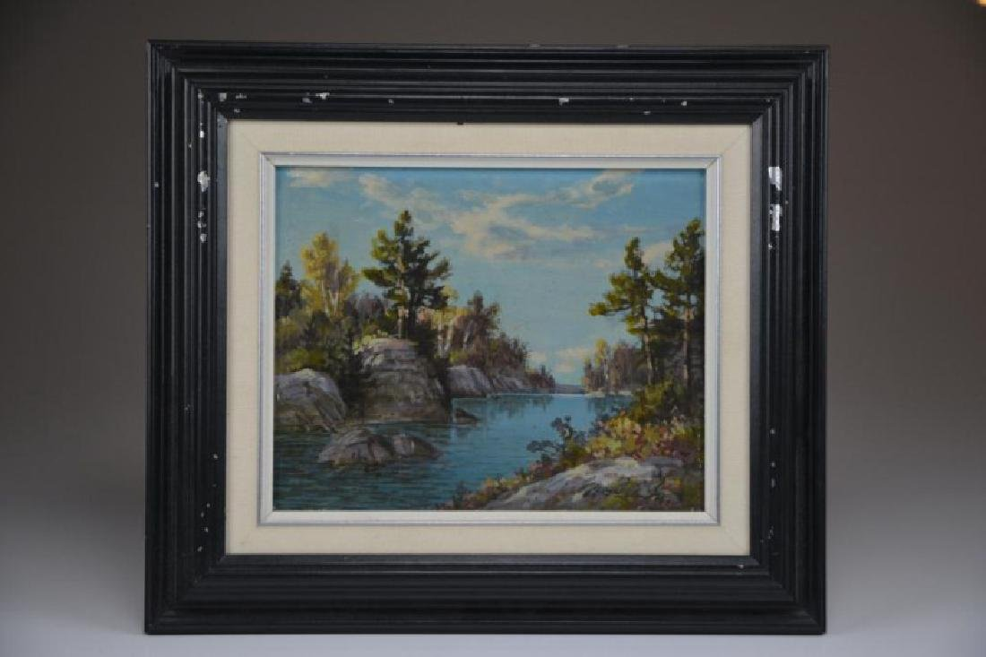 OTTO PLANDING (Canadian, 1887-1967) - 3
