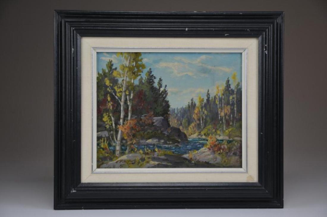 OTTO PLANDING (Canadian, 1887-1967) - 5