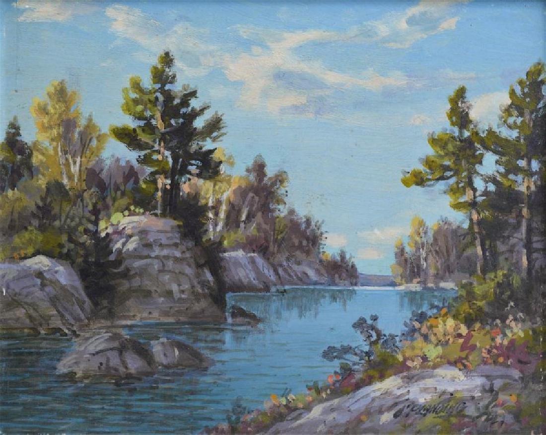 OTTO PLANDING (Canadian, 1887-1967) - 7