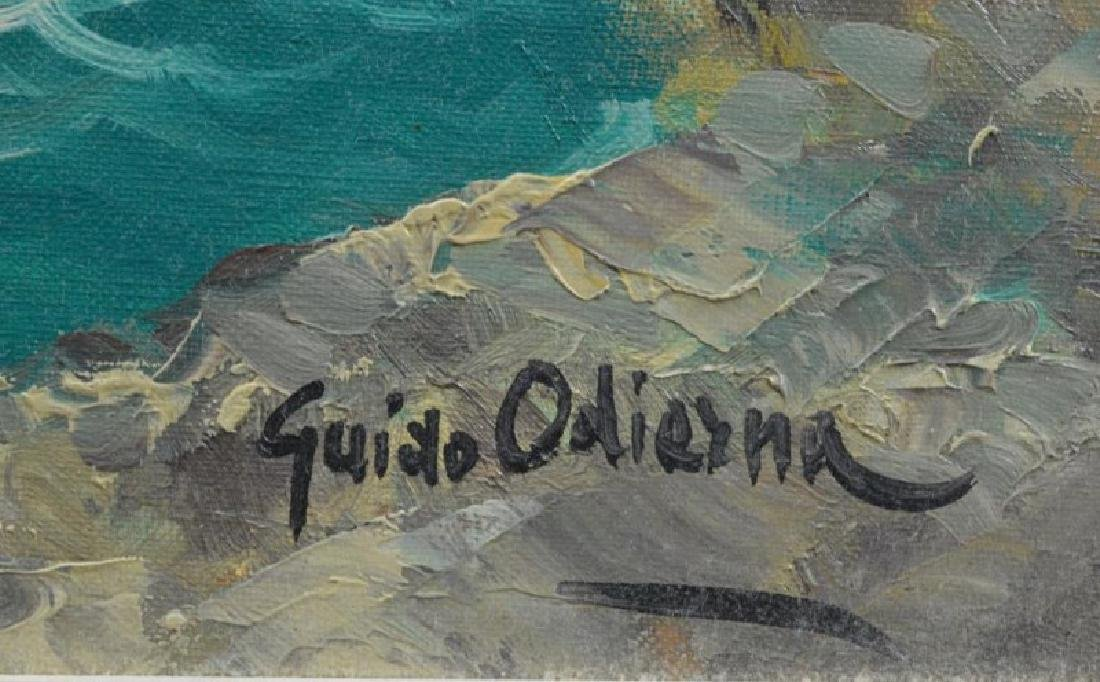 GUIDO ODIERNA (Italian, 1913-1991) - 3