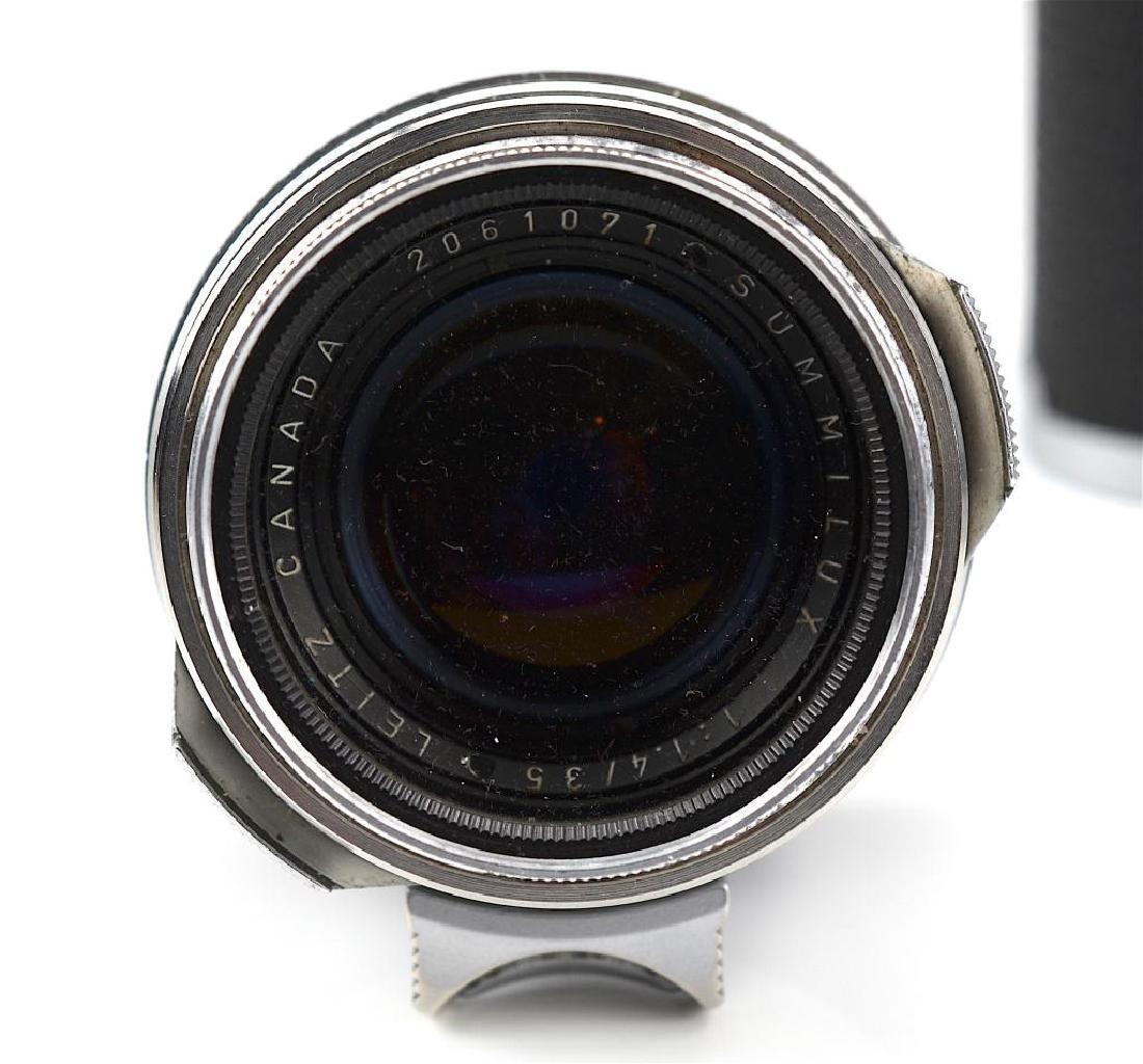 Leica M4 Camera Body and Lens - 2