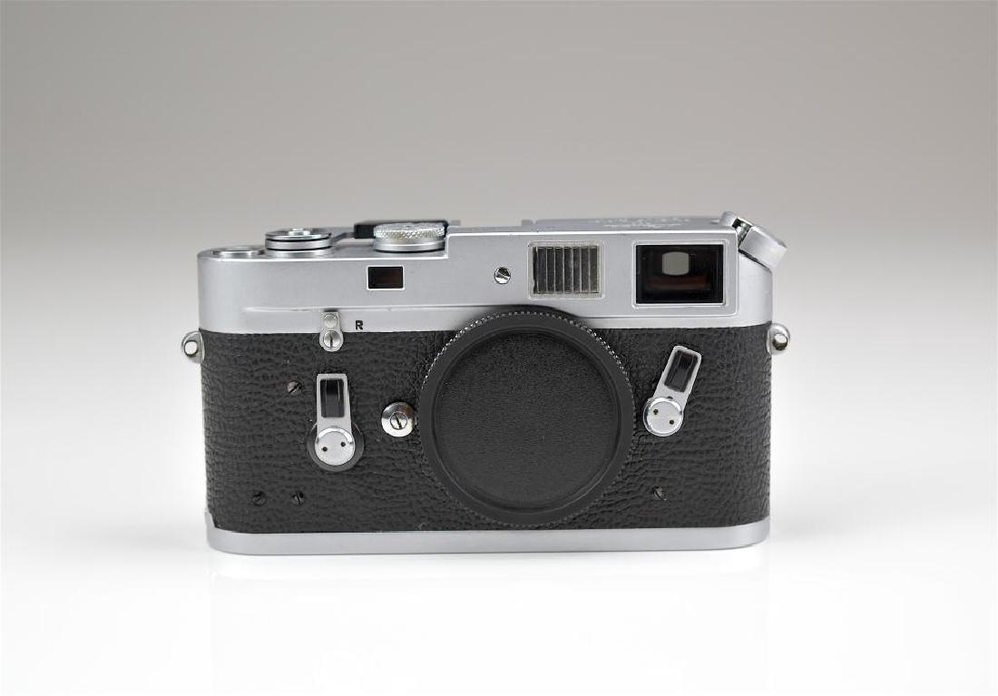 Leica M4 Camera Body and Lens - 5