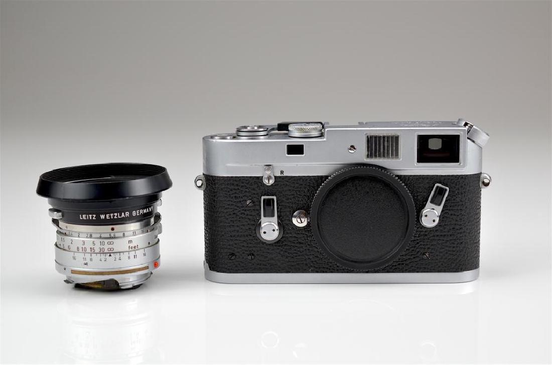 Leica M4 Camera Body and Lens - 6
