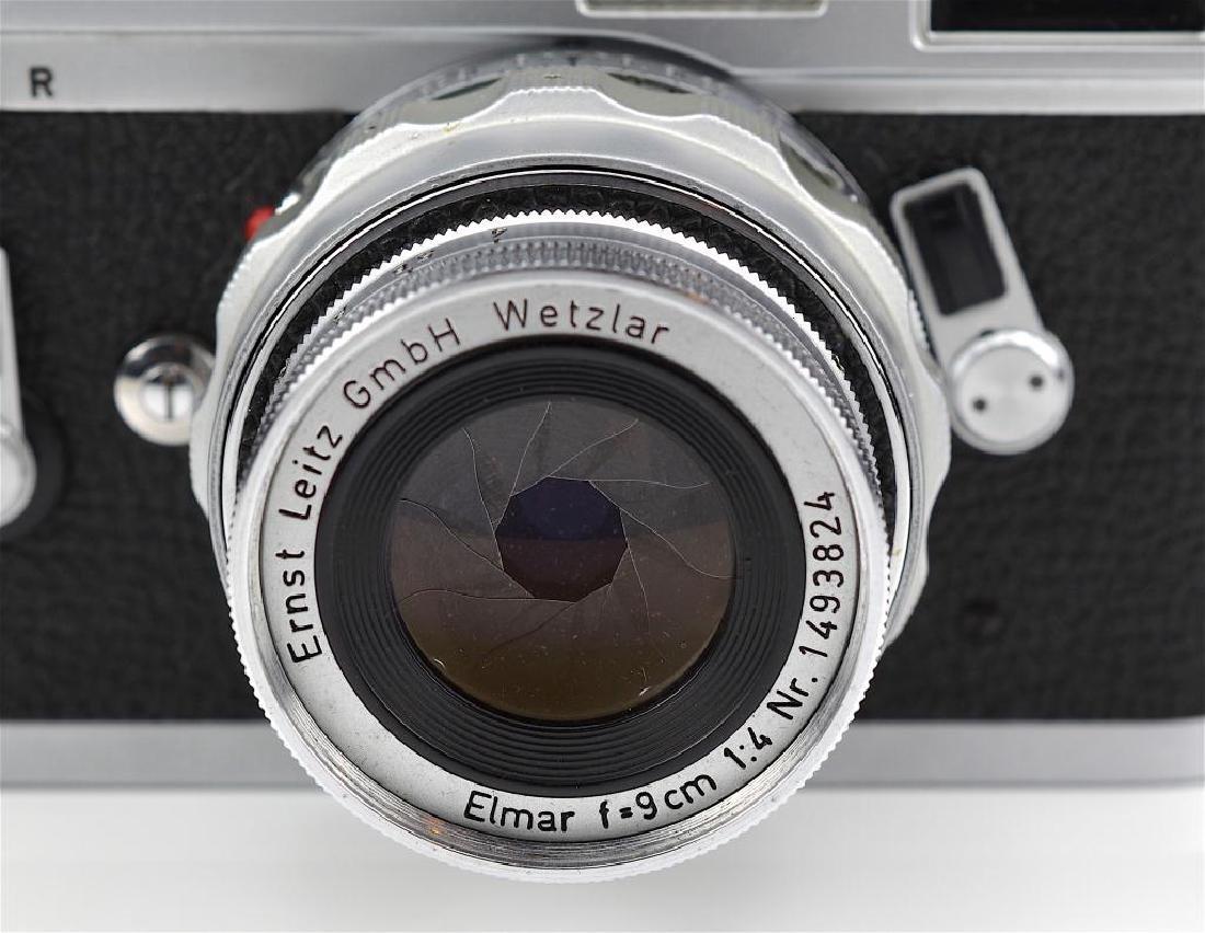 Leica M4 Camera Body and Lens - 3