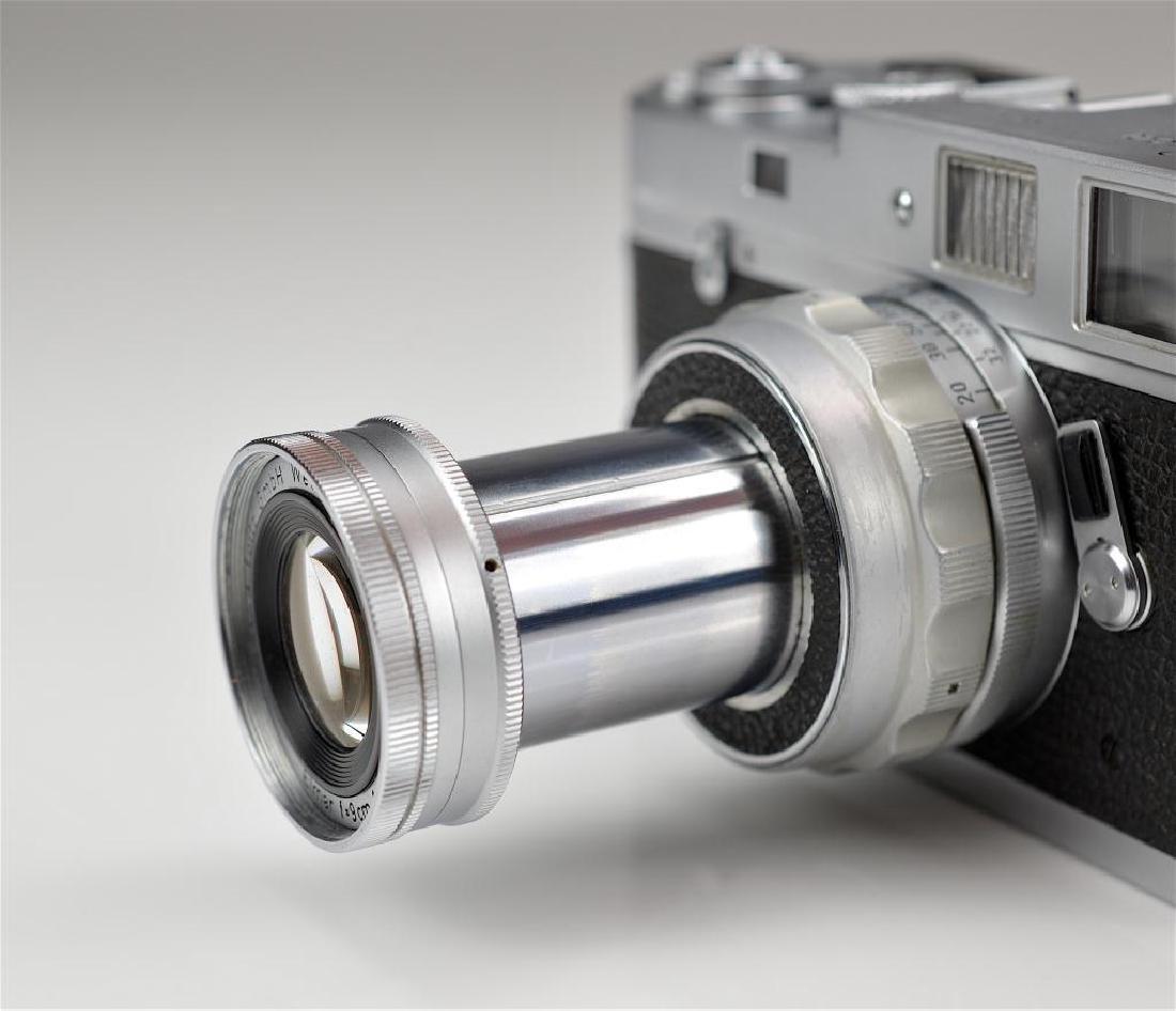 Leica M4 Camera Body and Lens - 4