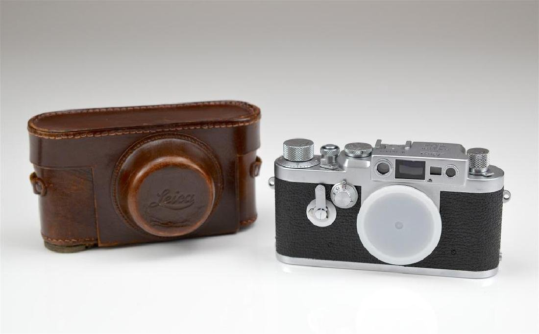 Leica IIIG Camera Body and Lenses - 9