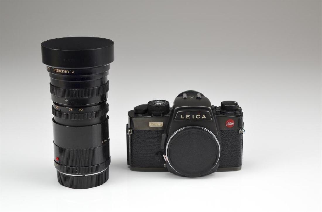 Leica R6.2 Camera Body and Lens