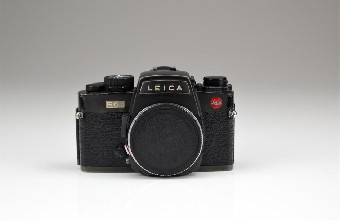 Leica R6.2 Camera Body and Lens - 5