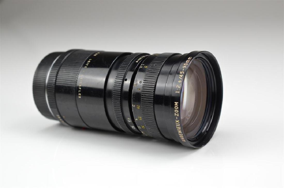 Leica R6.2 Camera Body and Lens - 6