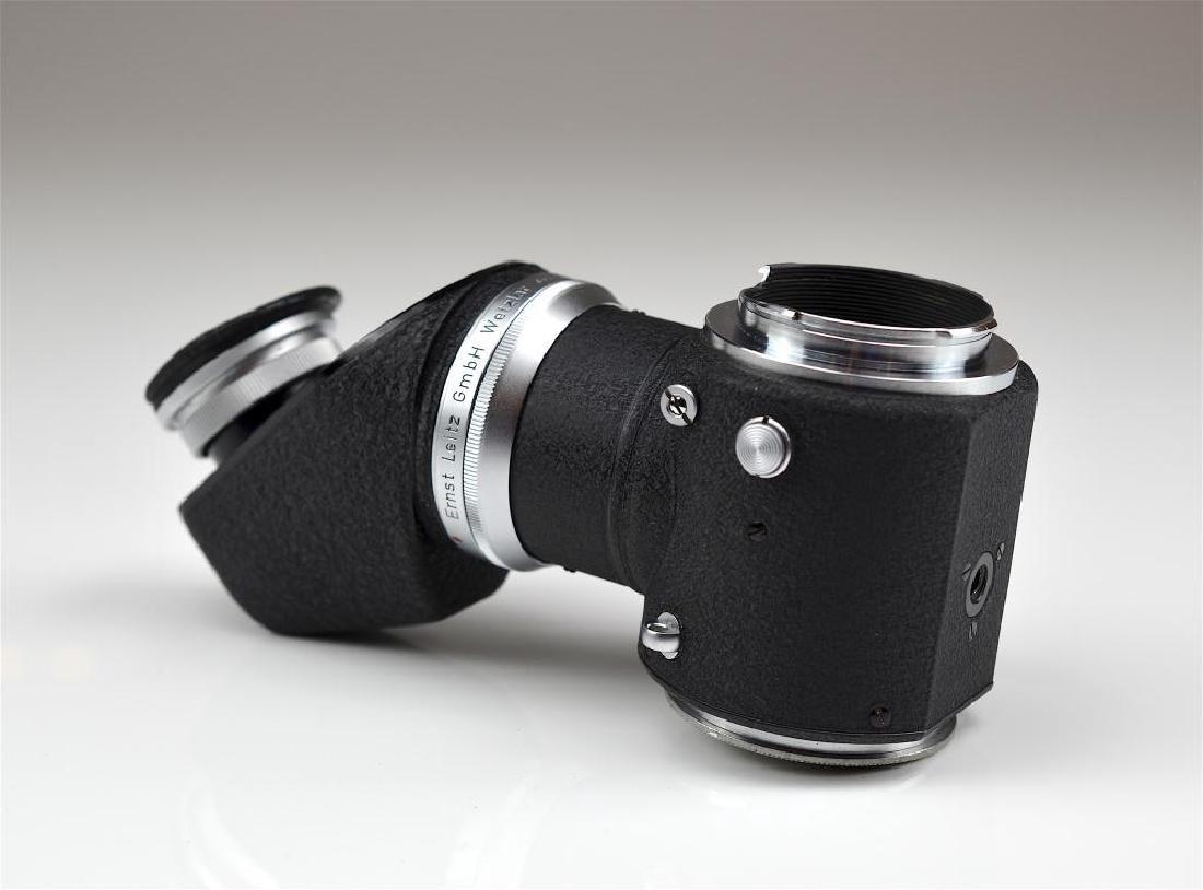 Leica M Visoflex III SLR Conversion Prism Lens - 2