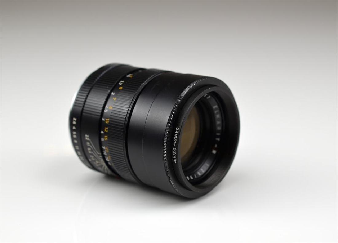 Leitz Wetzlar 90mm Elmarit-R f=1:2.8 Lens - 2