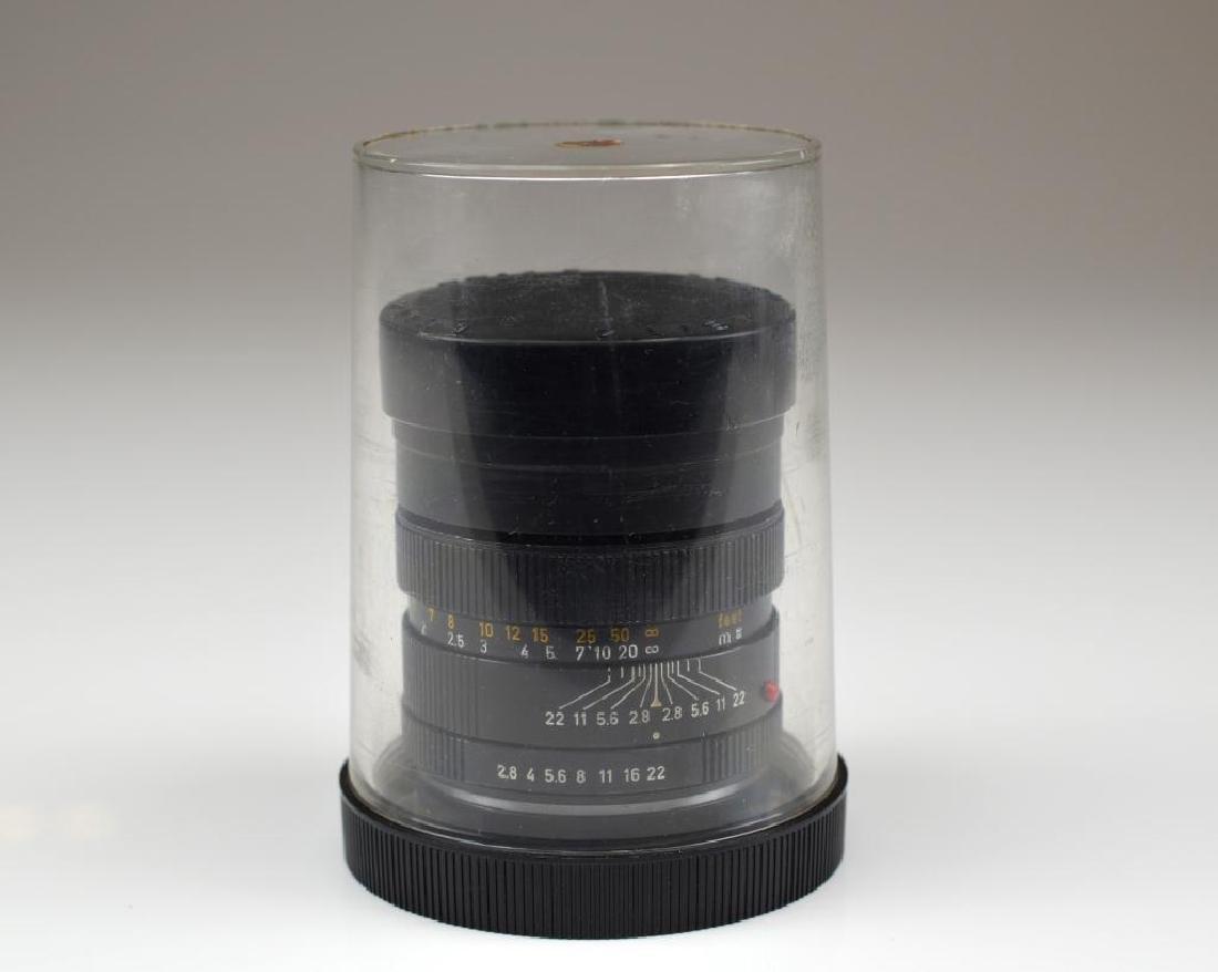 Leitz Wetzlar 90mm Elmarit-R f=1:2.8 Lens - 3
