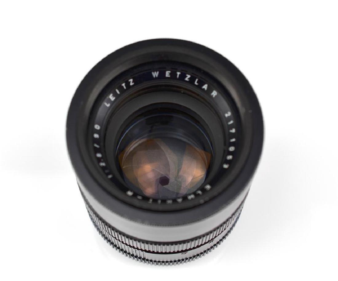 Leitz Wetzlar 90mm Elmarit-R f=1:2.8 Lens - 4