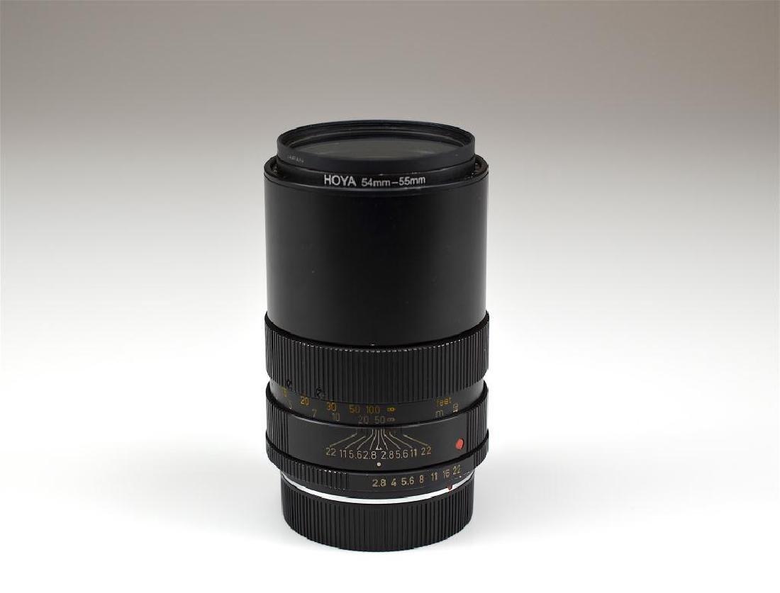 Leitz Canada 135mm Elmarit-R f=1:2.8 Lens - 5