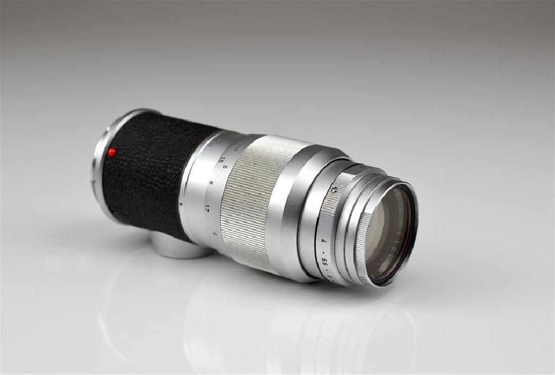 Leitz Wetzlar 135mm Elmar f=1:4 Lens