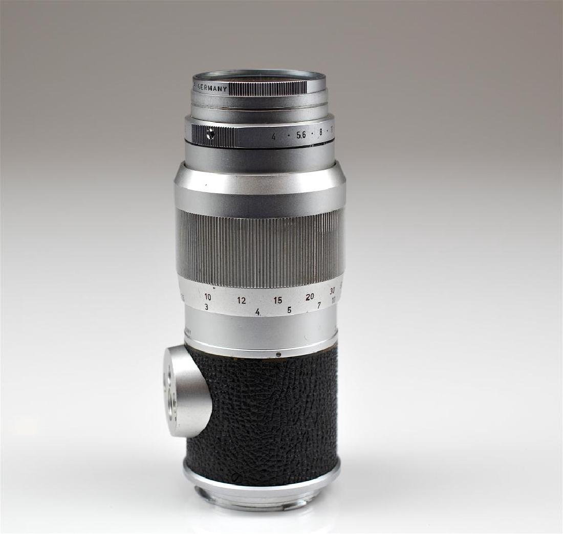 Leitz Wetzlar 135mm Elmar f=1:4 Lens - 2
