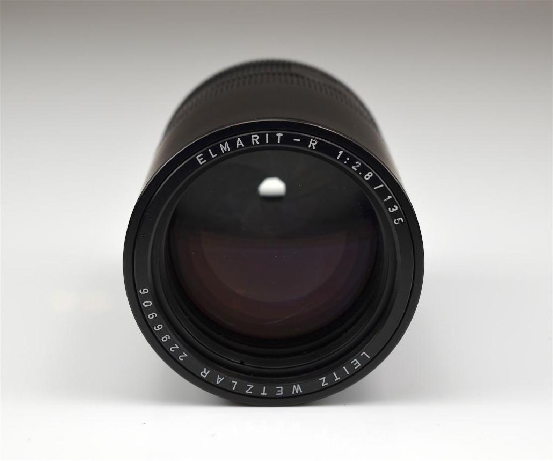 Leitz Wezler Elmarit R 135mm f=1:2.8 Lens - 3