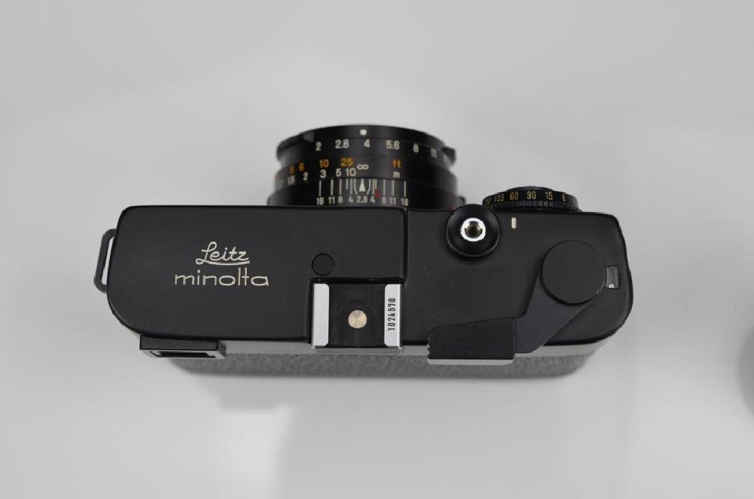 Leitz Minolta CL Camera Body and Lens - 3