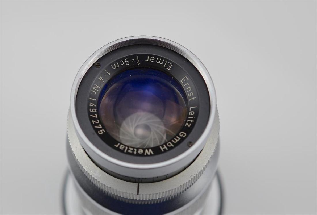Leitz Minolta CL Camera Body and Lens - 5