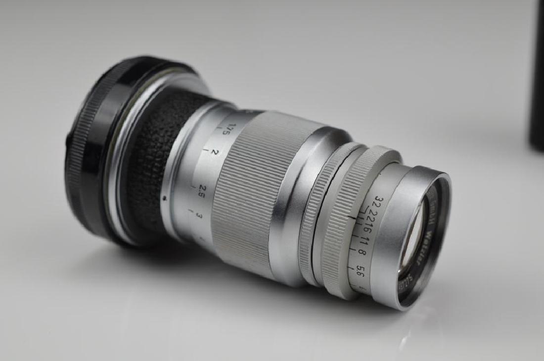 Leitz Minolta CL Camera Body and Lens - 6