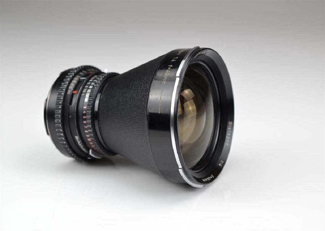 Carl Zeiss 40mm Distagon f=1:4 Ultra Wide Lens