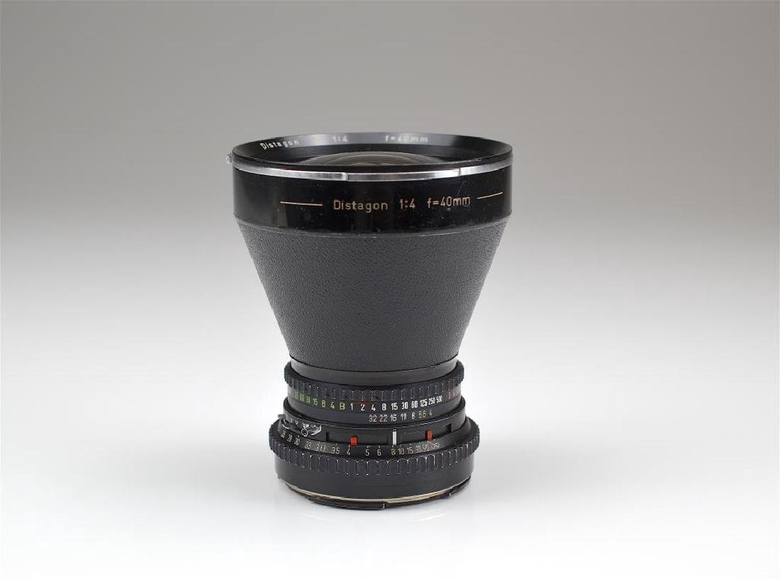 Carl Zeiss 40mm Distagon f=1:4 Ultra Wide Lens - 3