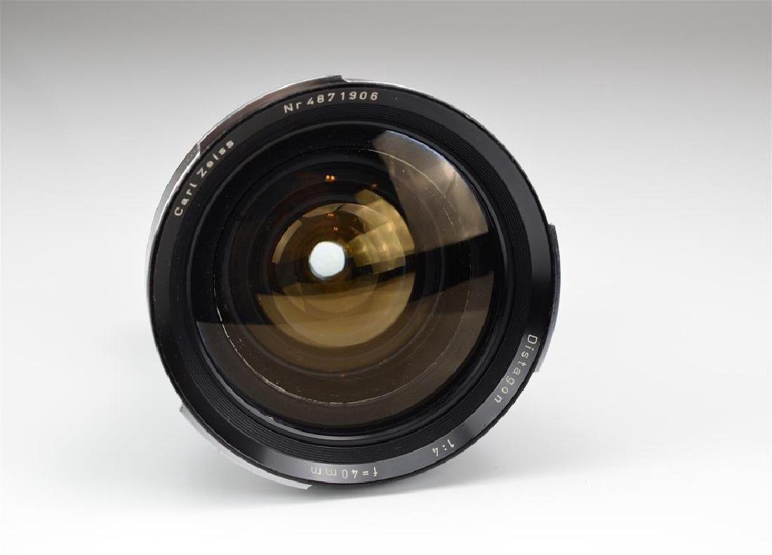 Carl Zeiss 40mm Distagon f=1:4 Ultra Wide Lens - 4