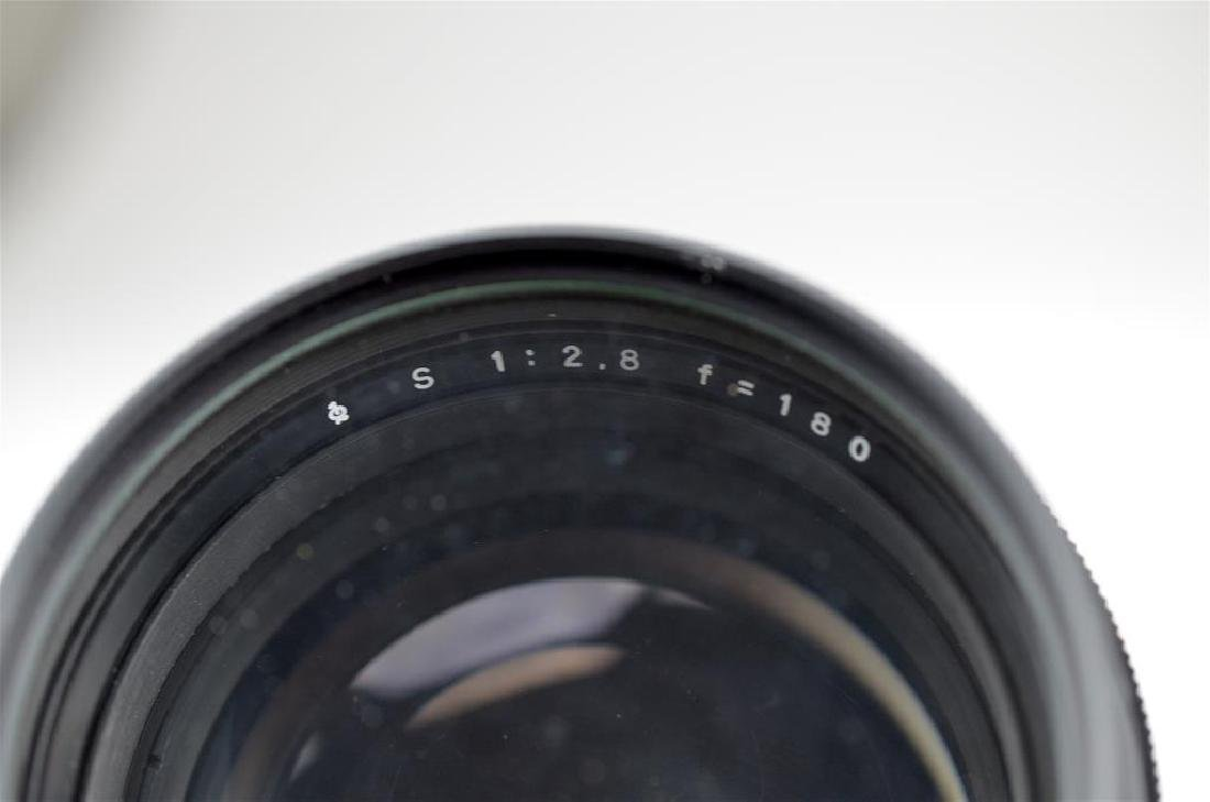 Carl Zeiss Jena 180mm for Hasselblad Lens - 3