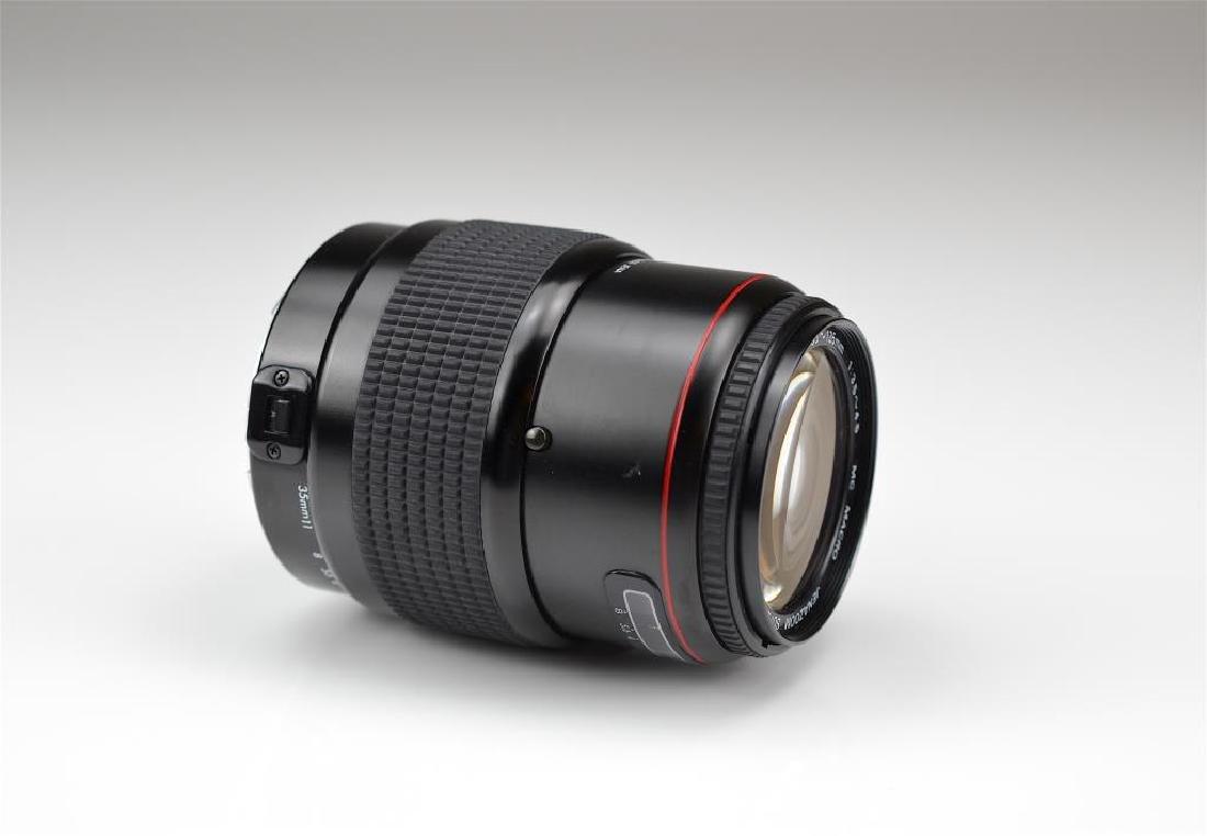 Carl Zeiss 35-135mm MC EF Mount Macro Lens