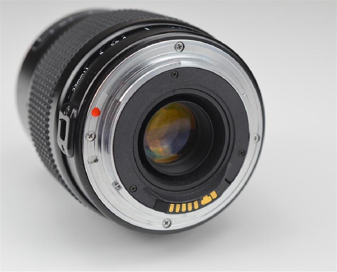 Carl Zeiss 35-135mm MC EF Mount Macro Lens - 4