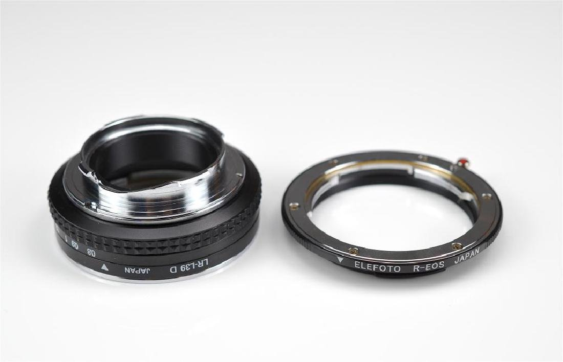Leica R to L39 Converter Mount