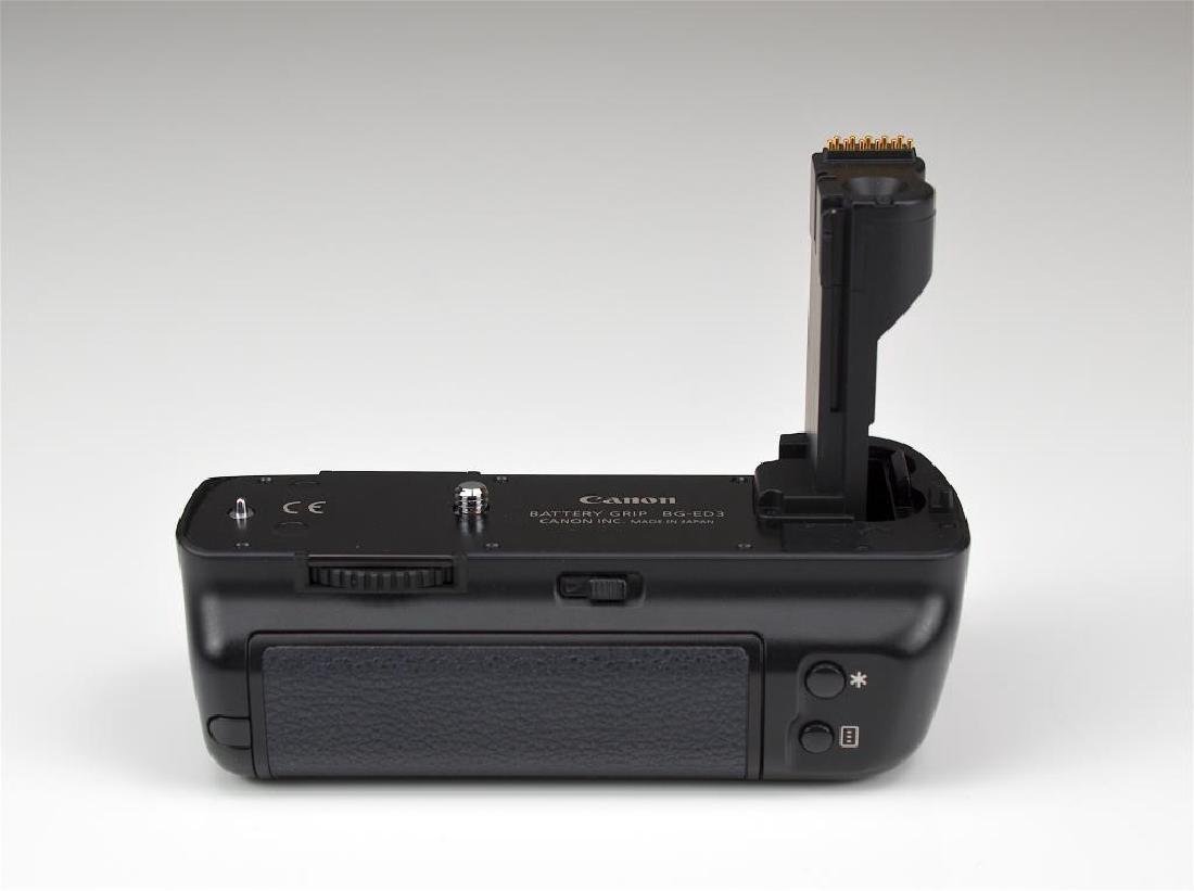 Canon Battery Grip BG-ED3 for EOS Camera