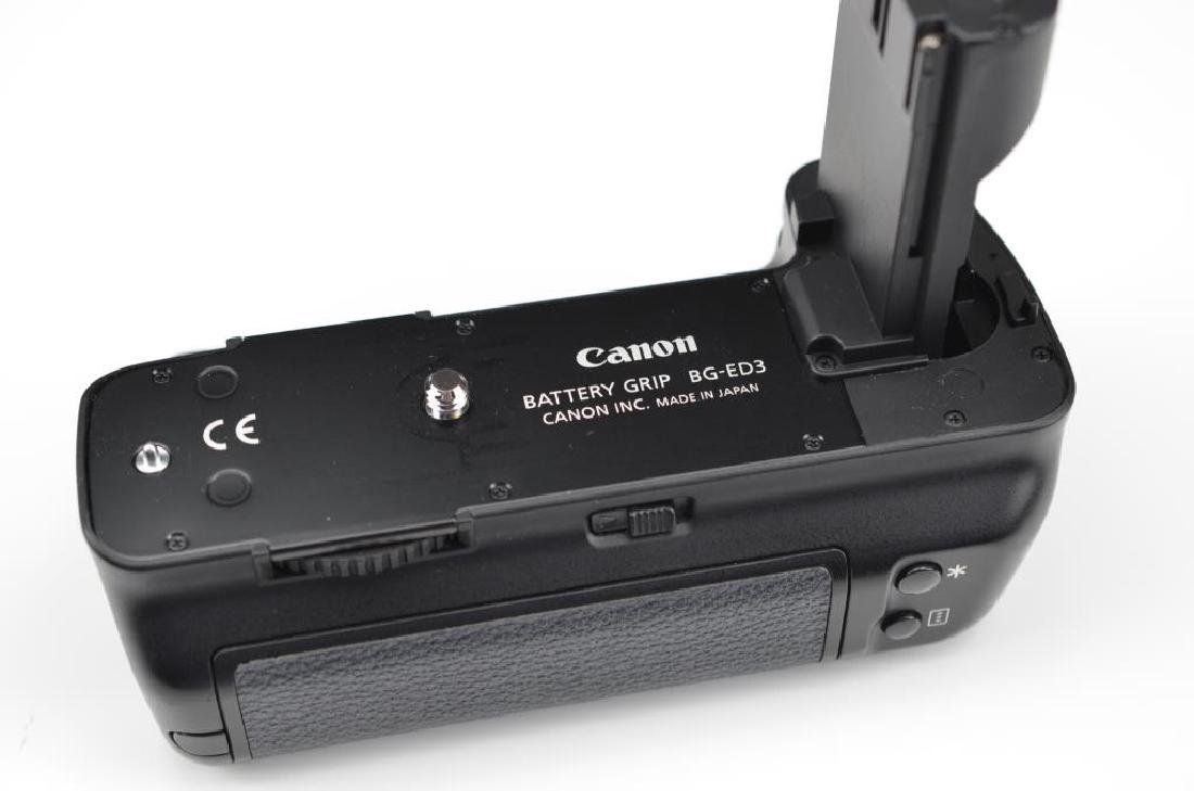 Canon Battery Grip BG-ED3 for EOS Camera - 2