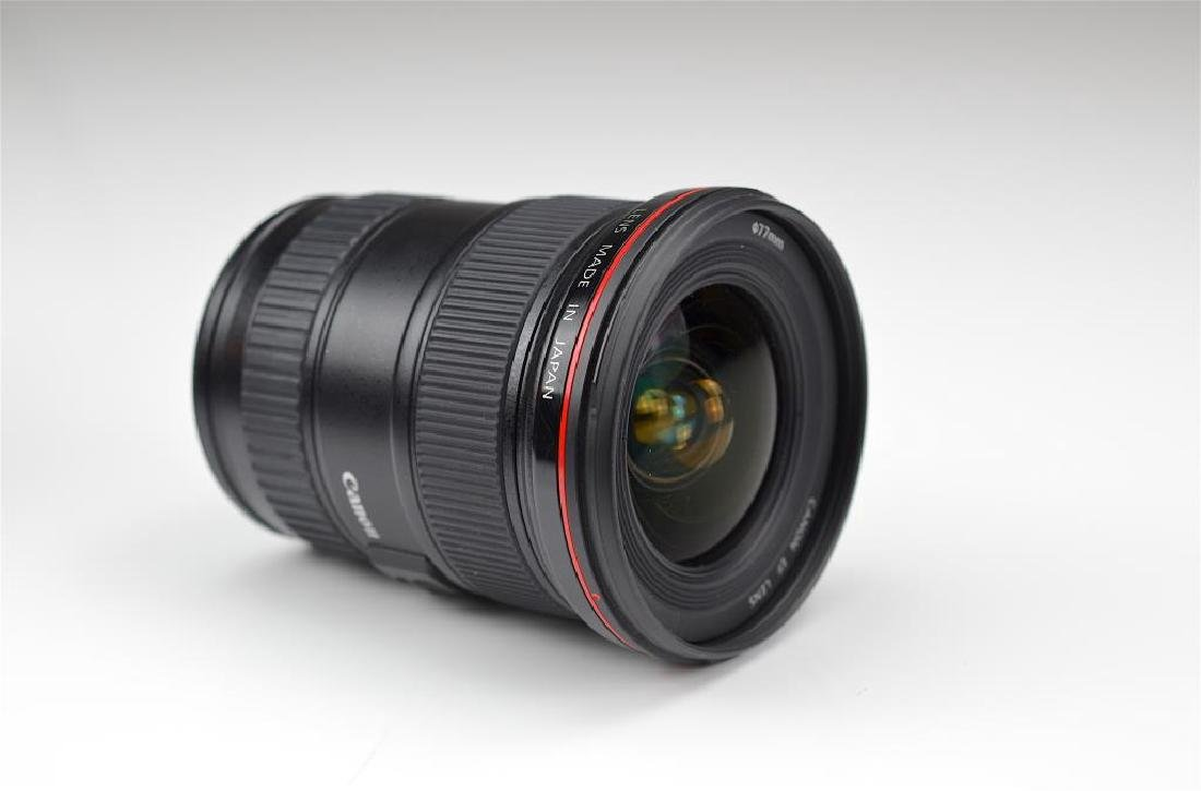 Canon 16-35mm L Ultra Wide Angle Lens