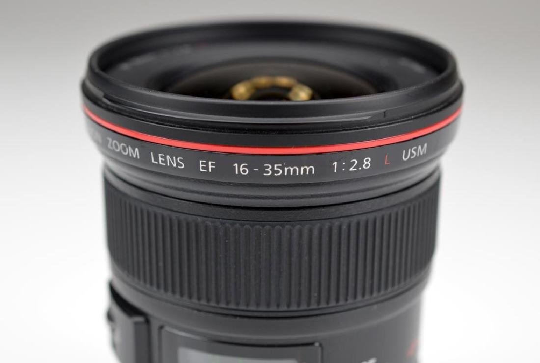Canon 16-35mm L Ultra Wide Angle Lens - 3