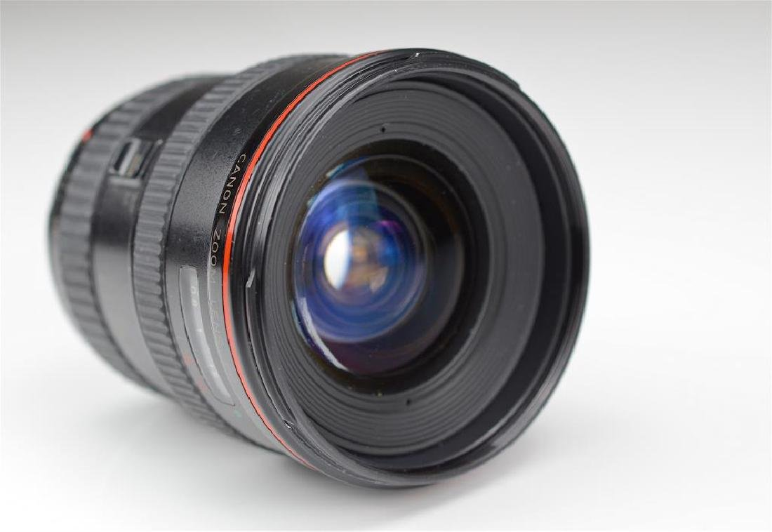 """Canon 20-35mm """"L""""  Zoom Wide Angle Lens - 6"""
