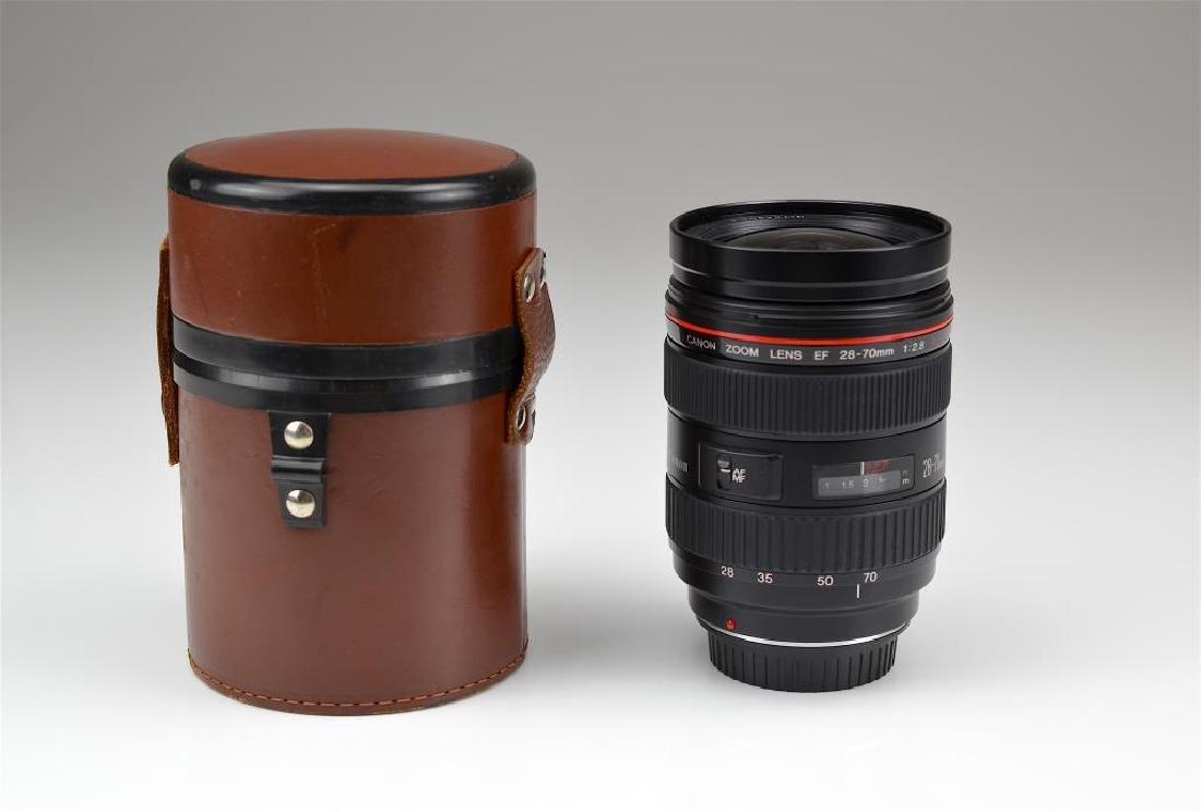 Canon 28-70mm Macro L Ultrasonic Zoom Lens - 2
