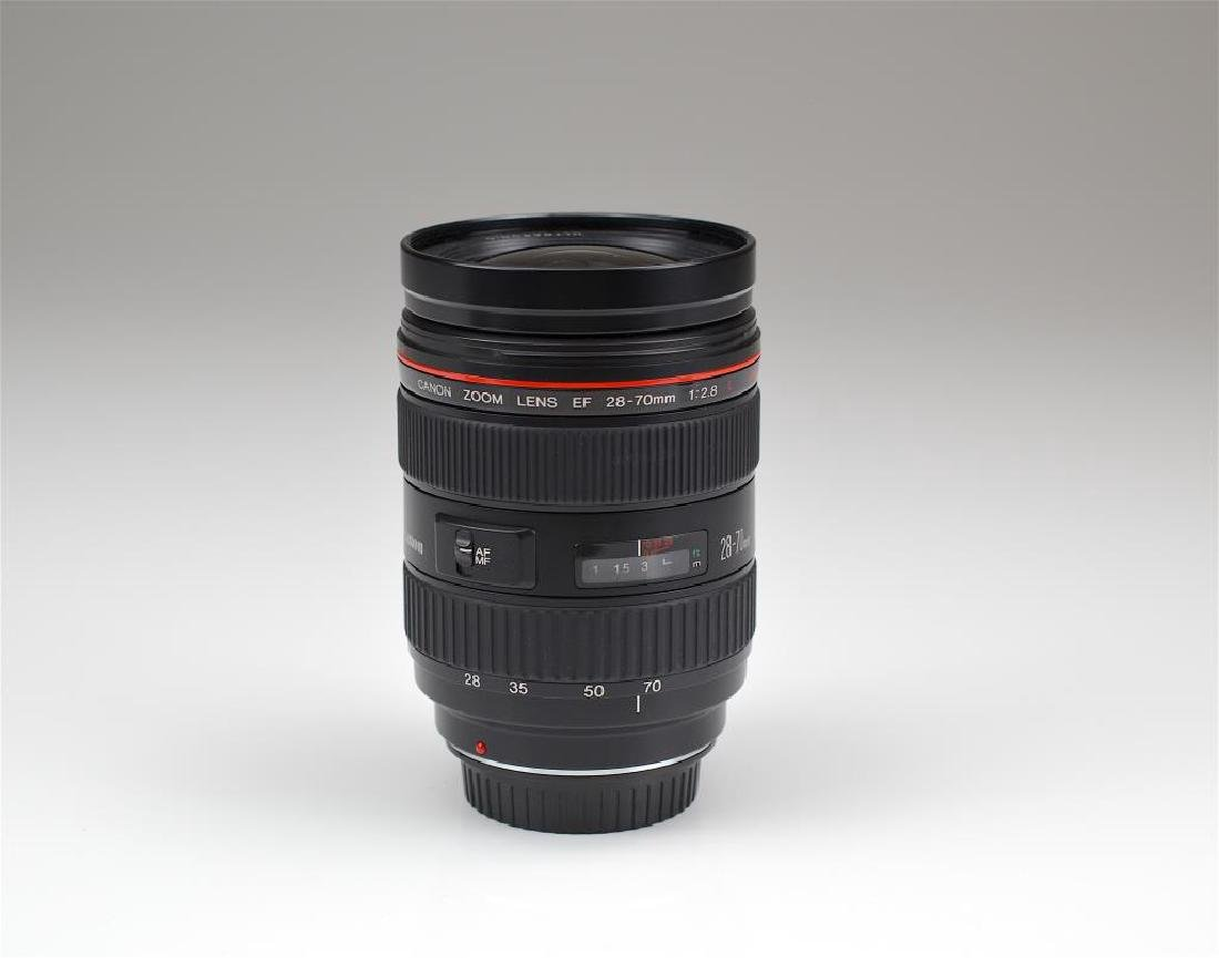 Canon 28-70mm Macro L Ultrasonic Zoom Lens - 5
