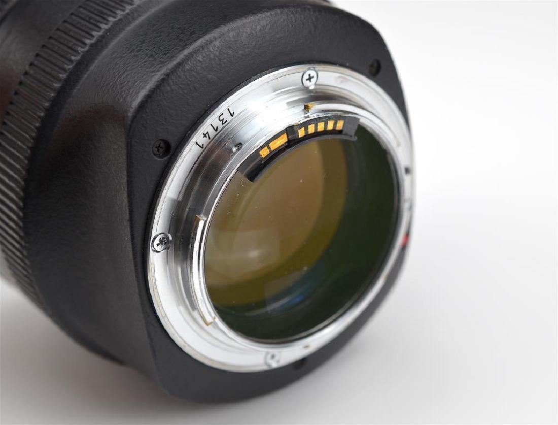 """Canon 85mm """"L"""" Ultrasonic f=1:1.2 USM Lens - 5"""