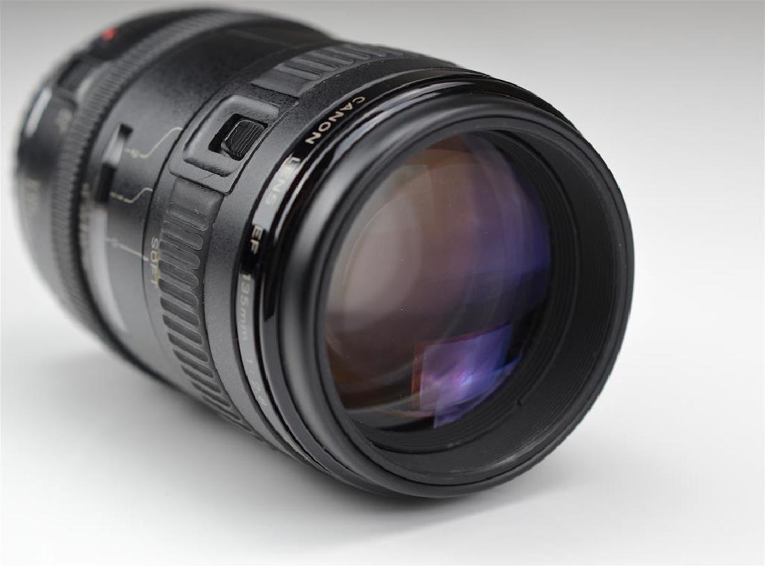 Canon 135mm Softfocus f=1:2.8 EF Lens - 3